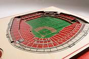 You the Fan Cincinnati Reds 5-Layer StadiumViews 3D Wall Art product image