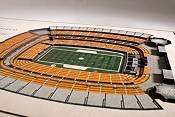 You the Fan Pittsburgh Steelers 5-Layer StadiumViews 3D Wall Art product image
