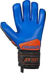 Reusch Adult Attrakt SG Extra Finger Support Soccer Goalkeeper Gloves product image