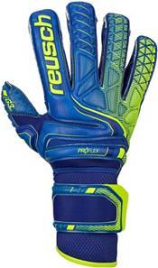 Reusch Adult Attrakt Freegel G3 Finger Support Soccer Goalkeeper Gloves product image