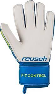 Reusch Junior Attrakt SG Extra Finger Support Soccer Goalkeeper Gloves product image