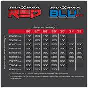 Carbon Express Maxima RED Arrows - 6 Pack product image