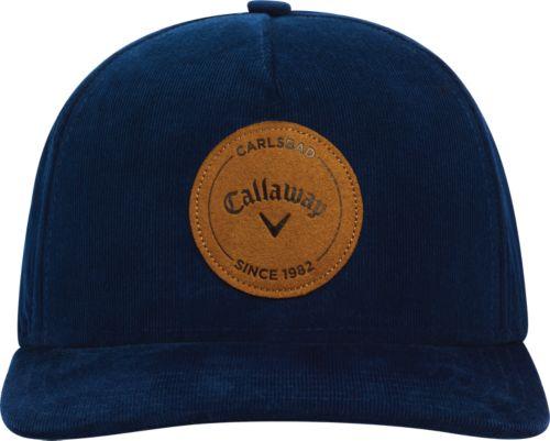 Callaway Men s Corduroy Golf Hat 2 c505ebd91173