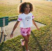 Nike Girls' Sportswear Sporty Crop Graphic Tee product image