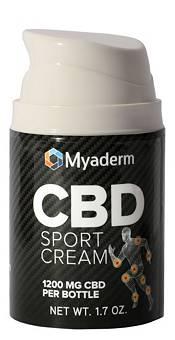 Myaderm CBD Sports Cream 1.7oz product image