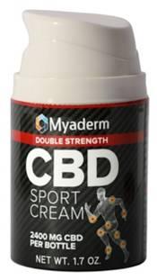 Myaderm Double Strength CBD Sports Cream 1.7oz product image
