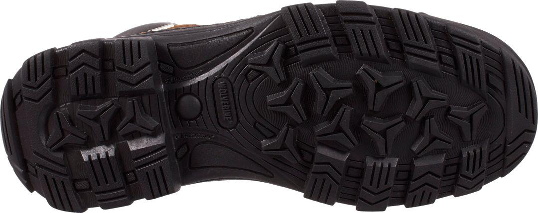 7ad0f457de6 Wolverine Men's Durbin 6'' Waterproof Steel Toe Work Boots