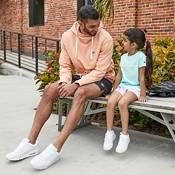 Champion Little Girls' Script T-Shirt and Tie Dye Shorts Set product image