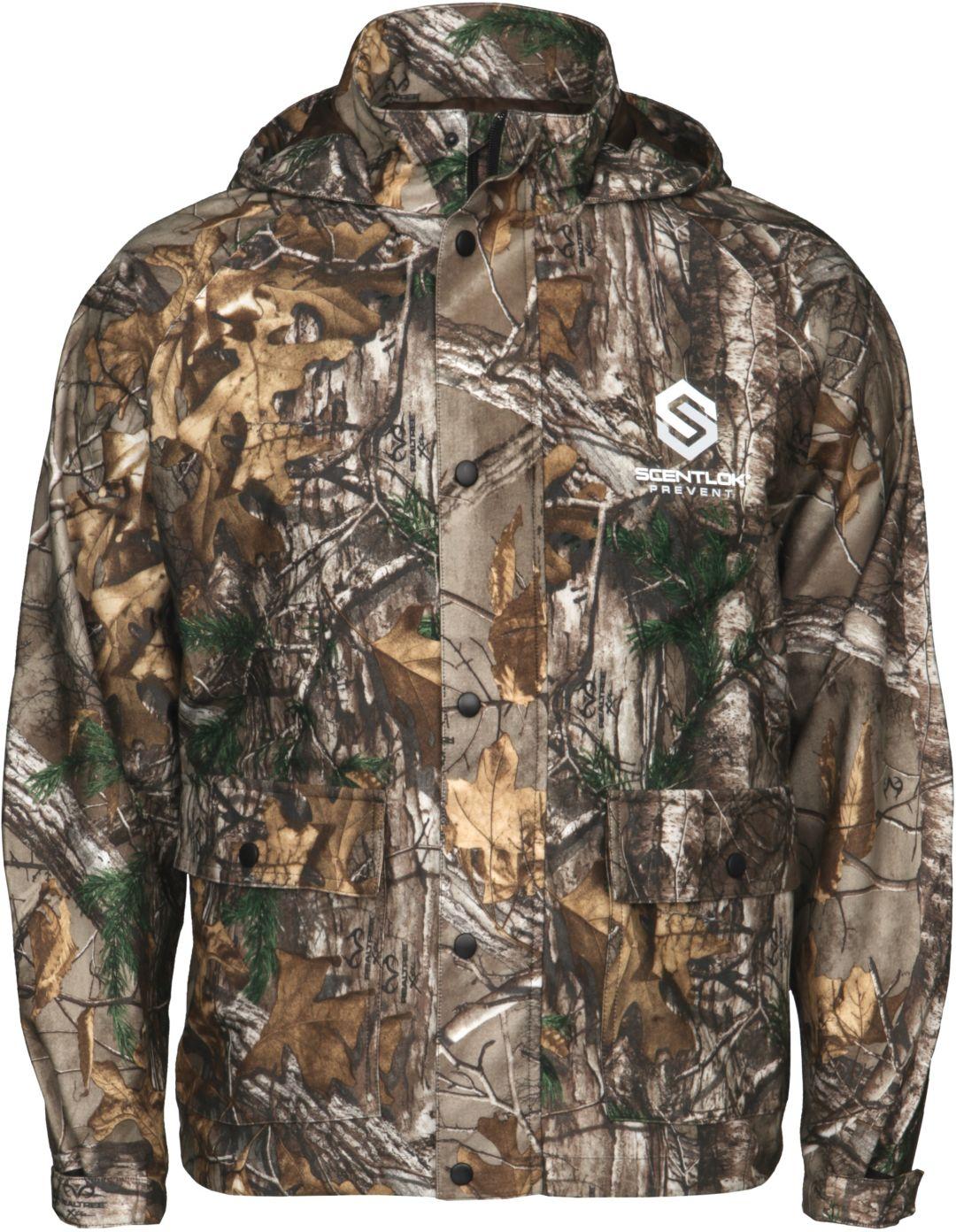 3f7a40522b937 ScentLok Men's Prevent Waterproof Hunting Jacket | DICK'S Sporting Goods