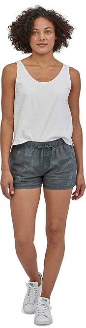 Patagonia Women's Island Hemp Baggies Shorts product image