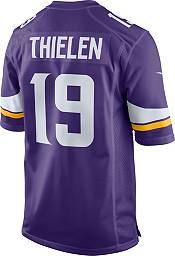 Nike Men's Minnesota Vikings Adam Thielen #19 Purple Game Jersey