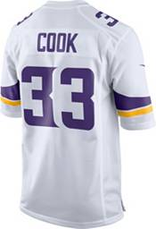 Nike Men's Away Game Jersey Minnesota Vikings Dalvin Cook #33 product image