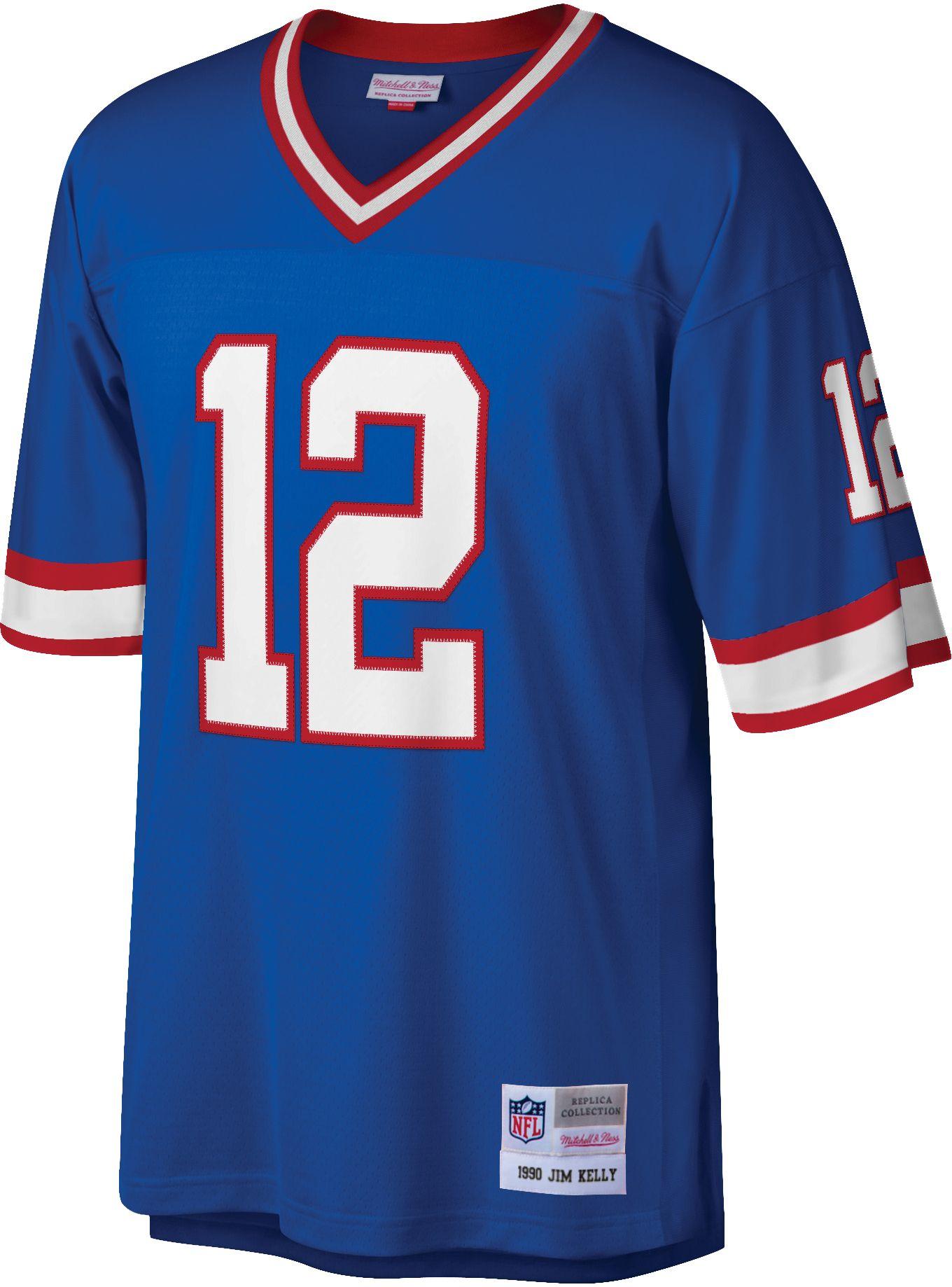 jim kelly buffalo bills jersey