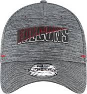 New Era Men's Atlanta Falcons Grey Summer Sideline 39Thirty Stretch Fit Hat product image