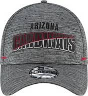 New Era Men's Arizona Cardinals Grey Summer Sideline 39Thirty Stretch Fit Hat product image