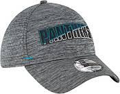 New Era Men's Carolina Panthers Grey Summer Sideline 39Thirty Stretch Fit Hat product image