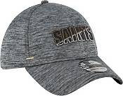 New Era Men's New Orleans Saints Grey Summer Sideline 39Thirty Stretch Fit Hat product image