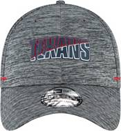 New Era Men's Houston Texans Grey Summer Sideline 39Thirty Stretch Fit Hat product image