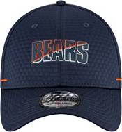 New Era Men's Chicago Bears Navy Summer Sideline 39Thirty Stretch Fit Hat product image