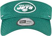 New Era Men's New York Jets Green Summer Sideline Visor product image