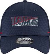 New Era Men's Houston Texans Navy Summer Sideline 39Thirty Stretch Fit Hat product image