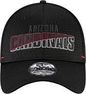 New Era Men's Arizona Cardinals Black Summer Sideline 39Thirty Stretch Fit Hat product image