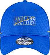 New Era Men's Los Angeles Rams Royal Summer Sideline 39Thirty Stretch Fit Hat product image
