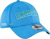New Era Men's Los Angeles Chargers Blue Summer Sideline 39Thirty Stretch Fit Hat product image
