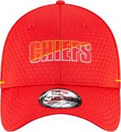 New Era Men's Kansas City Chiefs Red Summer Sideline 39Thirty Stretch Fit Hat product image