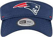 New Era Men's New England Patriots Navy Summer Sideline Visor product image