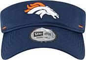 New Era Men's Denver Broncos Navy Summer Sideline Visor product image