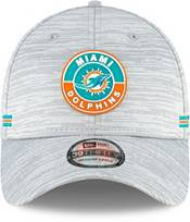 New Era Men's Miami Dolphins Sideline Road 39Thirty Stretch Fit Hat product image