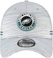 New Era Men's Philadelphia Eagles Sideline Road 39Thirty Stretch Fit Hat product image