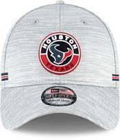 New Era Men's Houston Texans Sideline Road 39Thirty Stretch Fit Hat product image