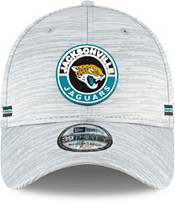 New Era Men's Jacksonville Jaguars Sideline Road 39Thirty Stretch Fit Hat product image
