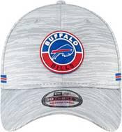 New Era Men's Buffalo Bills Sideline Road 39Thirty Stretch Fit Hat product image