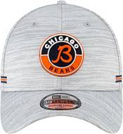 New Era Men's Chicago Bears Sideline Road 39Thirty Stretch Fit Hat product image