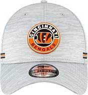 New Era Men's Cincinnati Bengals Sideline Road 39Thirty Stretch Fit Hat product image