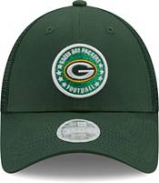 New Era Women's Green Bay Packers Green Sparkle Adjustable Trucker Hat product image