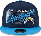 New Era Men's Los Angeles Chargers Navy 9Fifty Strike Adjustable Hat product image