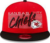New Era Men's Kansas City Chiefs Red 9Fifty Strike Adjustable Hat product image