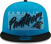 New Era Men's Carolina Panthers Blue 9Fifty Strike Adjustable Hat product image