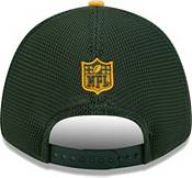 New Era Youth Green Bay Packers Green 9Forty Neo Adjustable Hat product image