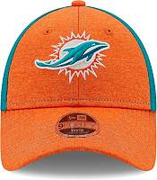 New Era Youth Miami Dolphins Aqua 9Forty Neo Adjustable Hat product image