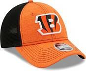 New Era Youth Cincinnati Bengals Black 9Forty Neo Adjustable Hat product image