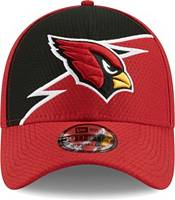 New Era Men's Arizona Cardinals Red 39Thirty Bolt Fitted Hat product image