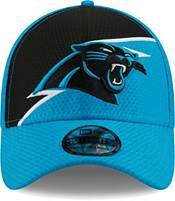 New Era Men's Carolina Panthers Blue 39Thirty Bolt Fitted Hat product image