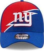 New Era Men's New York Giants Blue 39Thirty Bolt Fitted Hat product image