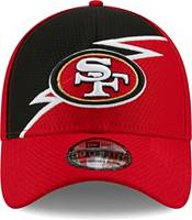 New Era Men's San Francisco 49Ers Red 39Thirty Bolt Fitted Hat product image