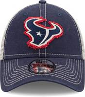 New Era Men's Houston Texans Navy 9Forty Rugged Adjustable Hat product image